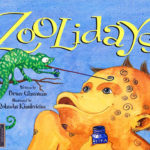"""Zoolidays"" Hardcover Children's Book Illustrated by Rolandas Kiaulevicius Dabrukas"