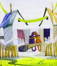 "Watercolor Illustration ""UNION"""