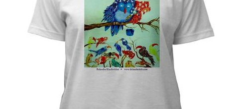 Cool Zoolidays Women's T-shirt Custom Design by Rolandas Kiaulevicius Dabrukas