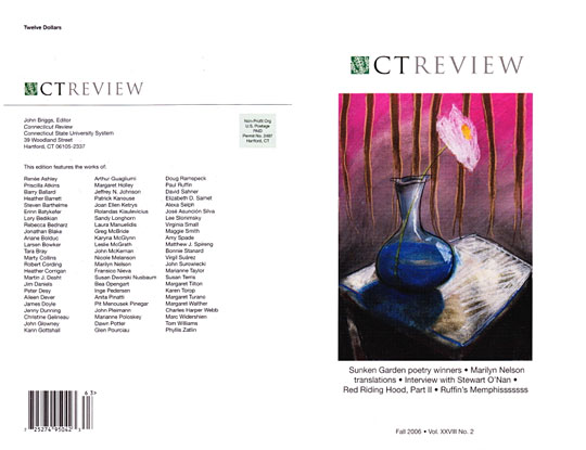 Rolandas K Dabrukas Art in CT Review Magazine