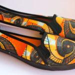 "Keds Custom Design Slip Ons Women's Shoes ""Extravaganza"""