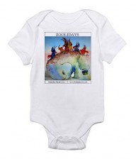 Zoolidays Infant Bodysuit Custom Design by Rolandas Kiaulevicius Dabrukas