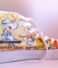 "Pro-Keds Custom Design Hi Men's Shoes ""Jazz"""