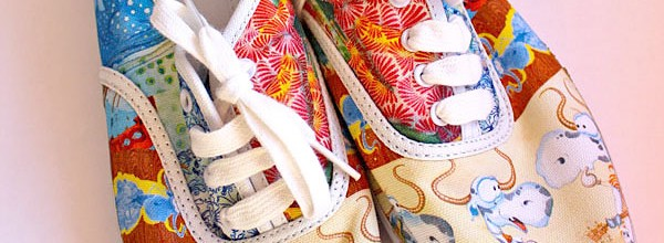 "Keds Original Champion Shoes Custom Design ""Summer"""