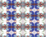 Blue Moose Fabric